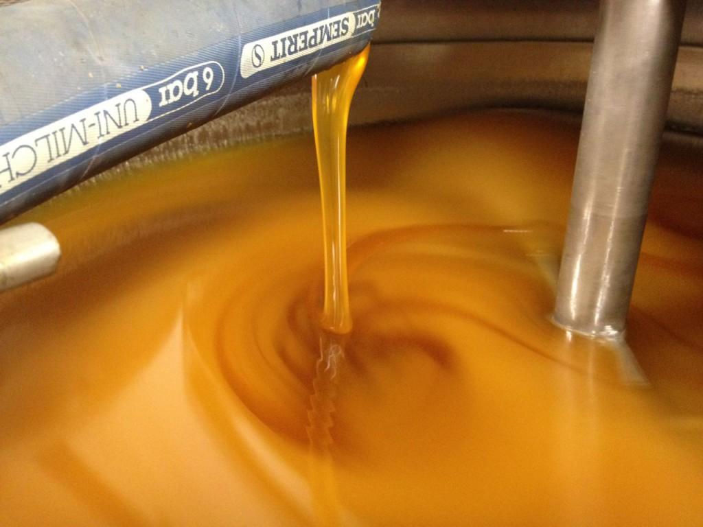 honungsstråle